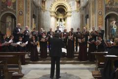Coro Città di Bastia a Roma - Dicembre 2012